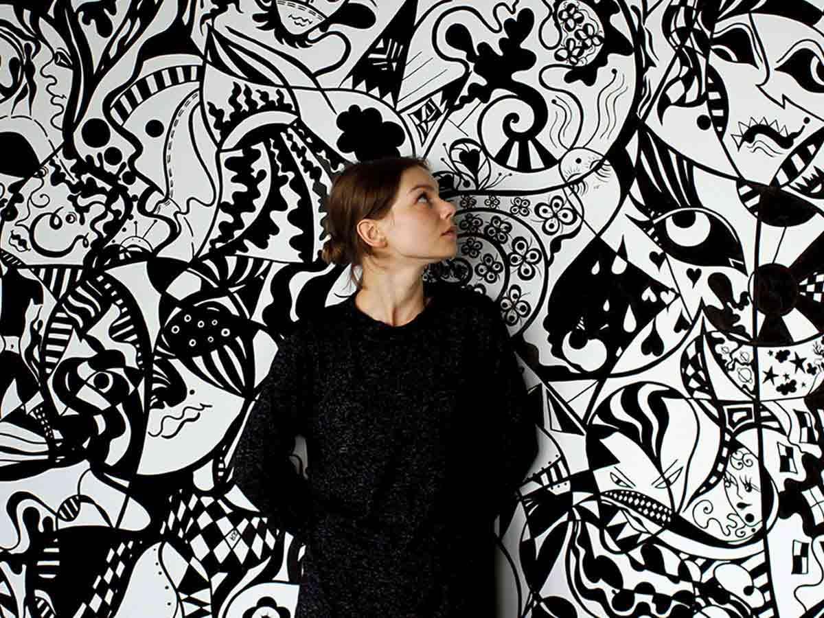 Artist Masha